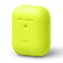 A2 Silicone Case – Neon Yellow