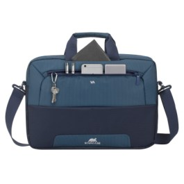 RIVACASE 7737 Steel Blue/Aquamarine Laptop bag 15.6″