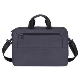 RIVACASE 7730 Black Laptop Shoulder Bag 15.6″