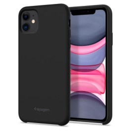 iPhone 11 6.1″ Silicone Fit – Black