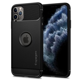 Spigen iPhone 11 Pro 5.8″ Rugged Armor – Matte Black