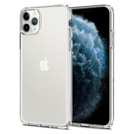 Spigen iPhone 11 Pro Max 6.5″ Liquid Crystal – Crystal Clear