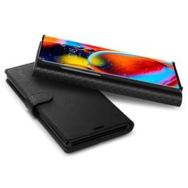 Spigen Galaxy Note 10 Plus Wallet S – Black