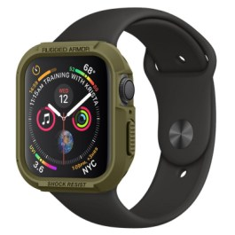 Apple Watch Series 4/5 (44mm) Case Rugged Armor – Olive Green