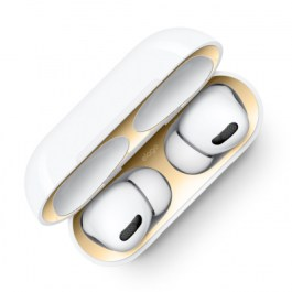 DUST GAURD for AirPods Pro – Gold