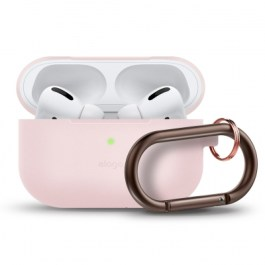 AirPods Pro Slim Case Hang – Lovely Pink (1mm Ultra Thin)