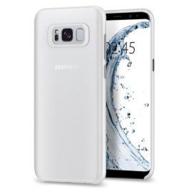 Spigen Galaxy S8(Plus) Air Skin – Soft Clear 571CS21679
