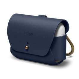AirPods Pro Leather Case – Jean Indigo