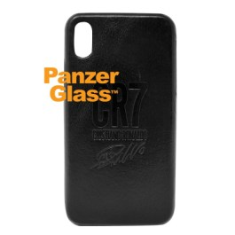 CR7 Leather Case iPhone X_Black Signature