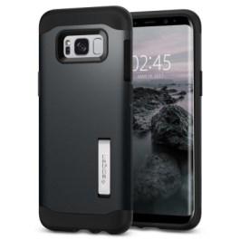 Spigen Galaxy S8 5.8″ Slim Armor – Metal Slate 565CS20830