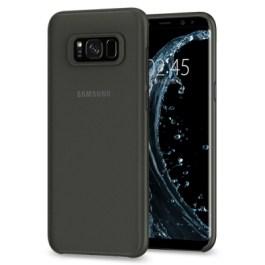 Spigen Galaxy S8(Plus) Air Skin – Black 571CS21678