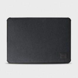 Uniq dFender Tough Laptop Sleeve for MacBook Pro 13″ 2016/17/18 – Charcoal ( Black )