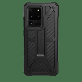 UAG Galaxy S20 Ultra 6.9″ Monarch – Carbon Fiber