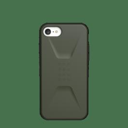 UAG iPhone SE 2020 4.7″ Civilian – Olive Drab