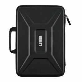 UAG Large Sleeve Fits 15″ Devices with Handle – Black