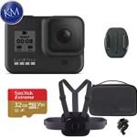 GoPro Hero 8 Black – Special Bundle New [ Adventure Kit + Micro SD 32GB ]