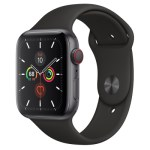 Series 5 44mm  (Gps + Cellular ) Space Gray Aluminum | Black Sport
