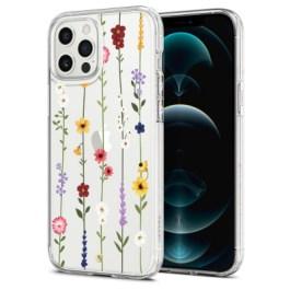 Spigen Cyrill iPhone 12 Pro Max 6.7 Cecile – Flower Garden