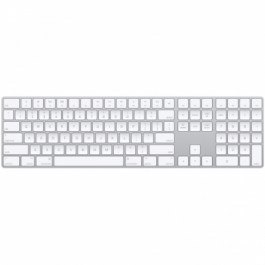 Magic Keyboard with Numeric Keypad – US English – Silver