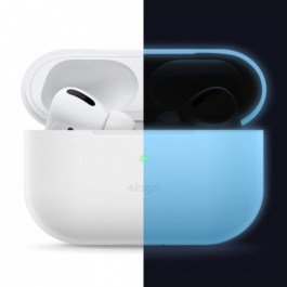 AirPods Pro Slim Case Basic – Nightglow Blue (1mm Ultra Thin)