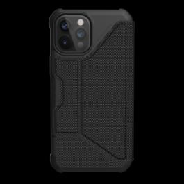 UAG iPhone 12 Pro Max 6.7 Metropolis – Fiber Armor Black