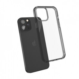JTLEGEND iPhone 12 Pro Max 6.7 Hybrid Cushion Case – Crystal Black
