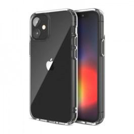 JTLEGEND iPhone 12/Pro 6.1 Hybrid Cushion Case – Crystal