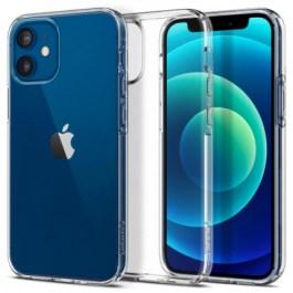 Spigen iPhone 12 Mini 5.4 Liquid Crystal – Clear