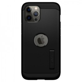 Spigen iPhone 12 Pro Max 6.7 Tough Armor – Black