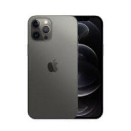 iPhone 12Pro Max 256GB Graphite ( Black )  LL