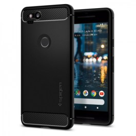 Spigen Pixel 2 Rugged Armor – Black F16CS22271