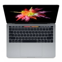 MacBook Pro 13″ With Touch Bar Space Grey 512GB_2017