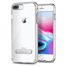 Spigen iPhone 8 Plus/7 Plus Case Ultra Hybrid S Crystal Clear 055CS22243