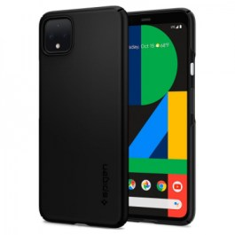 Spigen Pixel 4XL Case Thin Fit Black – F25CS27545