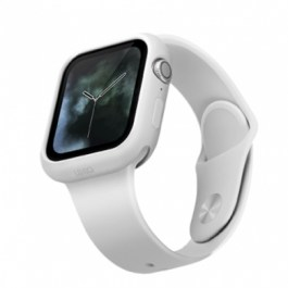 Uniq Lino Case Apple Watch S4/5 44MM – White