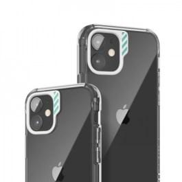 JTLEGEND iPhone 12/Pro 6.1 Hybrid Cushion DX Case – Crystal