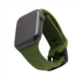 UAG Apple Watch 42/44mm Scout Strap – Olive Drab