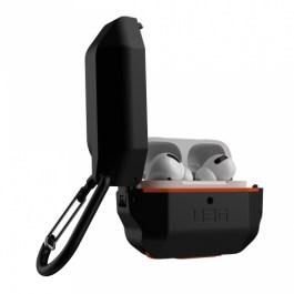 UAG AirPods Pro Hard Case – Black/Orange