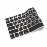 Verskin MacOS Shortcuts Keyboard Cover For MB12&NMBP13 ( US Layout–Gray)