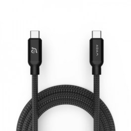 CASA C200 USB-C to USB-C 100W Charging Cable – Black