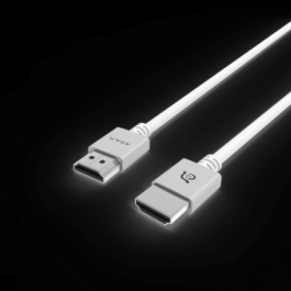 PeAk II Ultra HD 4K 60Hz HDMI Cable 200cm – White