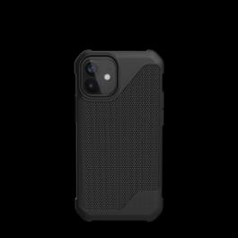 UAG iPhone 12 Mini 5.4 Metropolis LT – Fiber Armor Black