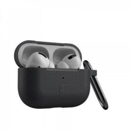 [U] Silicone Case Apple Airpods Pro  – Black