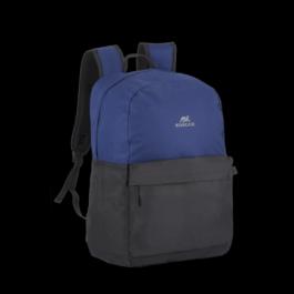RIVACASE 5560 Cobalt Blue/Black 20L Laptop Backpack 15.6″