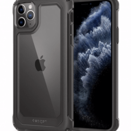 Spigen iPhone 11 Pro Max 6.5″ Case Gauntlet – Gunmetal