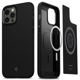 Spigen iPhone 12 Pro Max 6.7 Case Mag Armor – Black