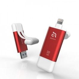 iKlips II 32GB Red