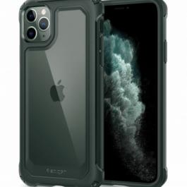 Spigen iPhone 11 Pro Max 6.5″ Case Gauntlet – Hunter Green