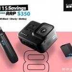 GoPro Hero 8 Black – Special Bundle New [ Shortly + Battery ]