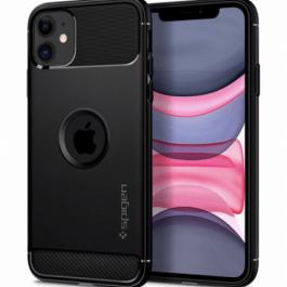 Spigen iPhone 11 6.1″ Case Rugged Armor – 076CS27183